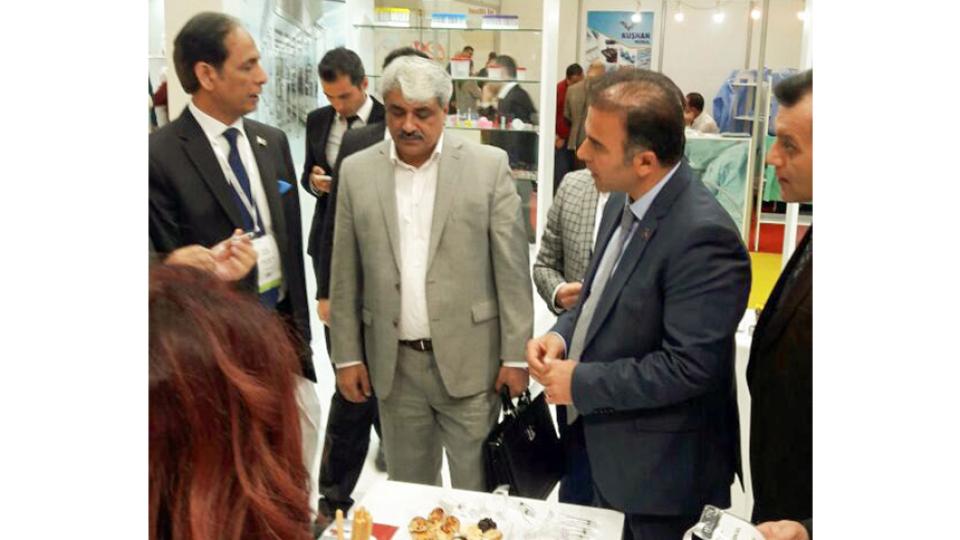 TURKplast ExpoMED 2017 Fuarında Yoğun İlgi Gördü